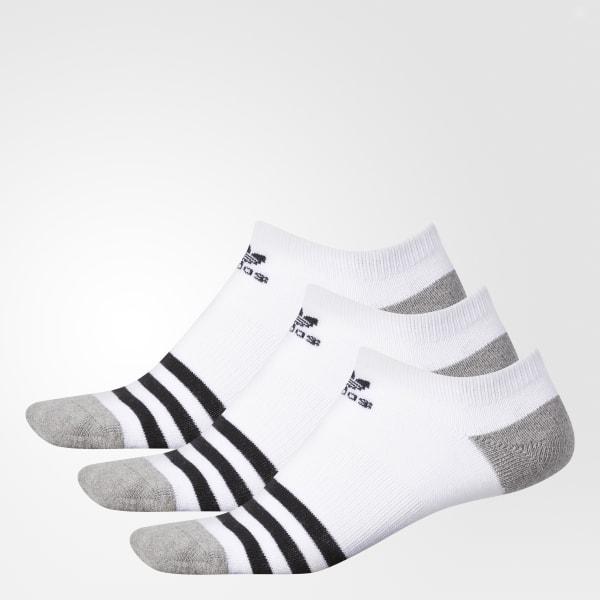 Cushioned Crew Socks 3 Pairs Multicolor BH6443