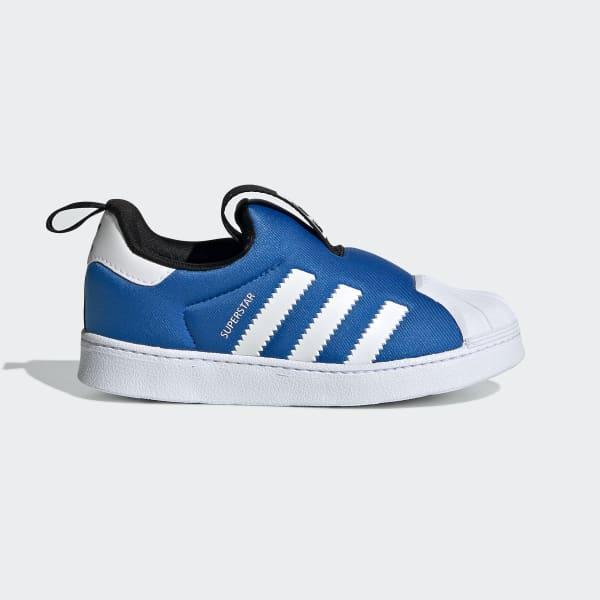 Superstar 360 Shoes Blue S74740