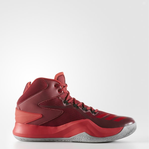 D Rose Dominate 4 Shoes Red BB8179