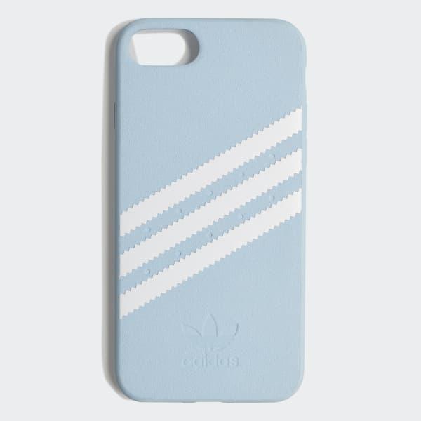 Molded iPhone 8 Schutzhülle blau CK6177