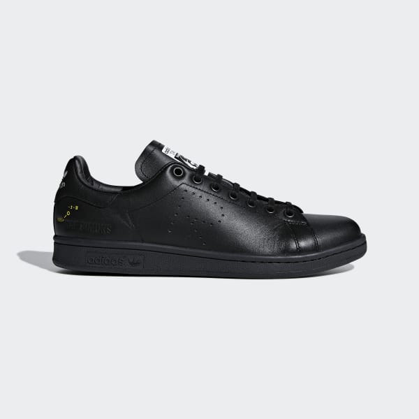 RS Stan Smith Shoes Black F34257