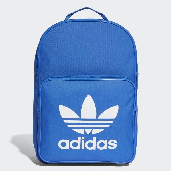 Trefoil Backpack Blue BK6722