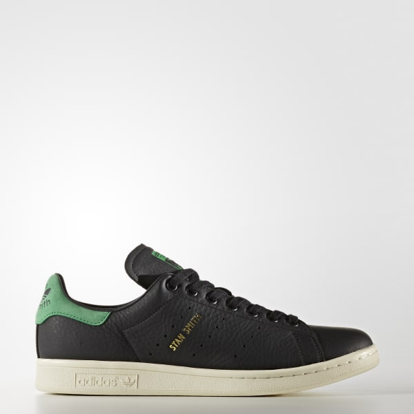 Stan Smith Schuh schwarz BZ0458