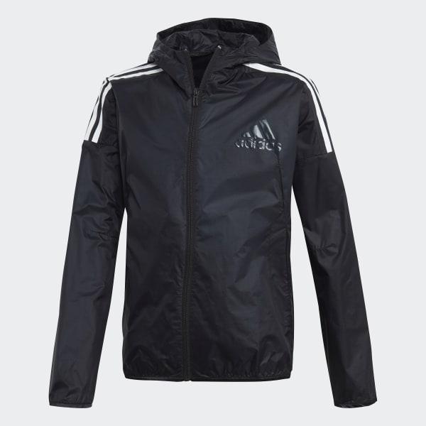 ID Lightweight Jacket Black CF6406