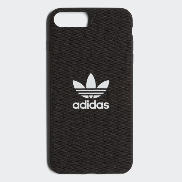 Adicolor Snap Case iPhone 8+ Black CJ6188