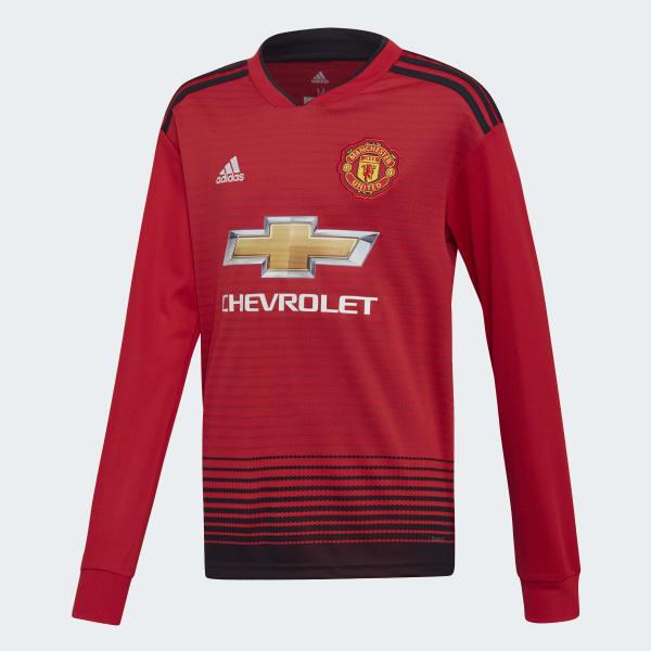 Manchester United Heimtrikot rot CG0046