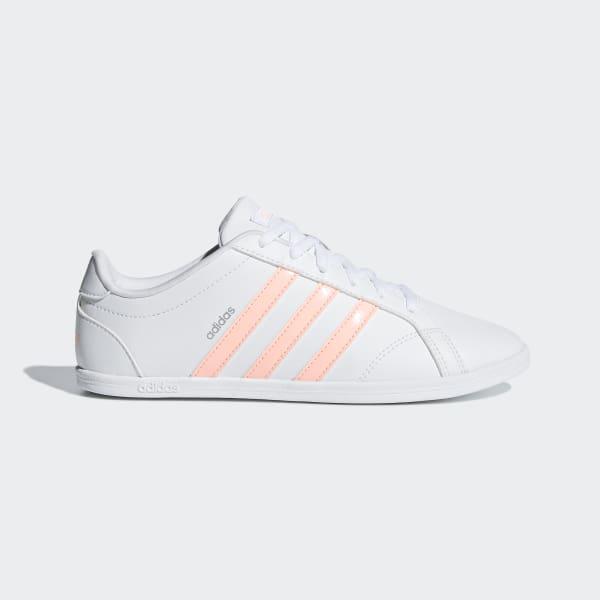 Chaussure VS CONEO QT blanc B44682