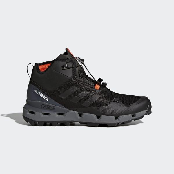 TERREX Fast Mid GTX-Surround Shoes Black BB0948