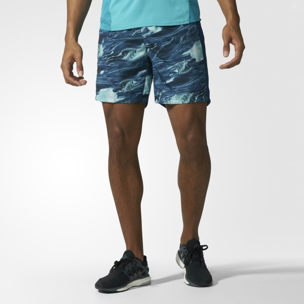 Supernova Recycled Shorts Blue BK7950