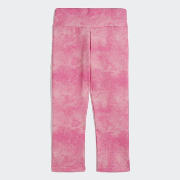 Calzas Essentials 7/8 Rosa CW2039