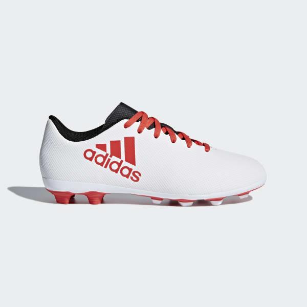 Botines de fútbol X 17.4 Terreno Flexible Gris CP9015
