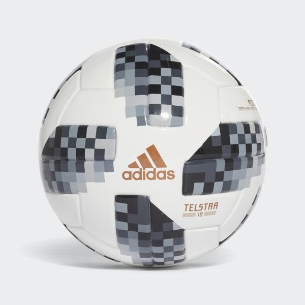 Mini Ball FIFA World Cup Bianco CE8139