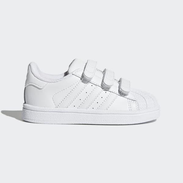 Tenis Superstar Blanco BZ0416
