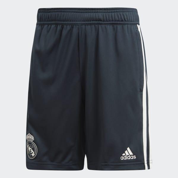 Real Madrid Training Short blauw CW8651