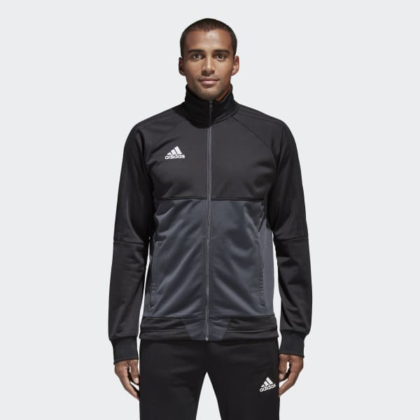 Tiro 17 Training Jacket Black AY2875