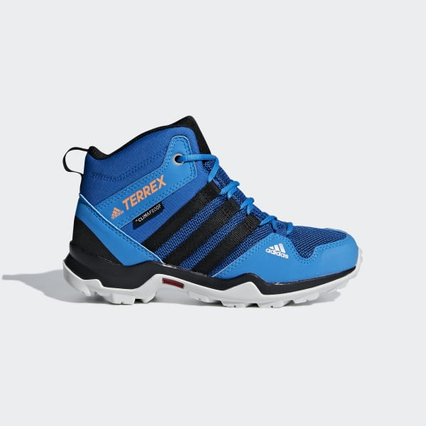 Terrex AX2R Mid Climaproof Shoes Blue AC7975