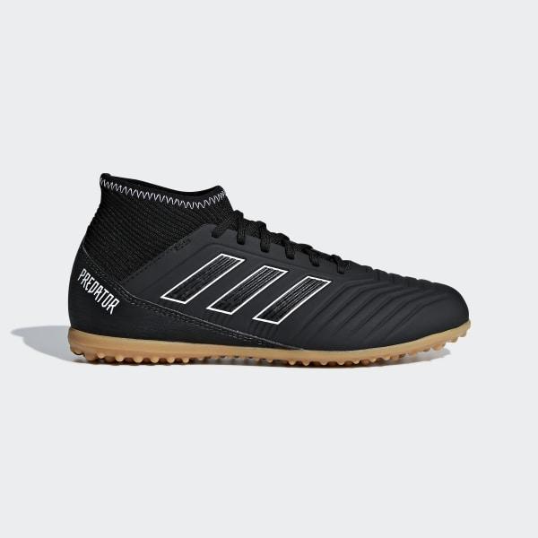 Predator Tango 18.3 Turf Boots Black DB2329