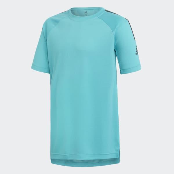 T-shirt Training Cool turquois DJ1170