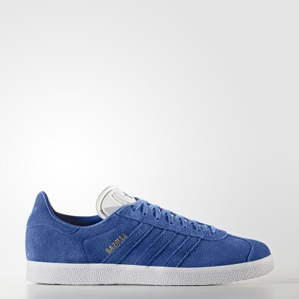 Chaussure Gazelle bleu BZ0028