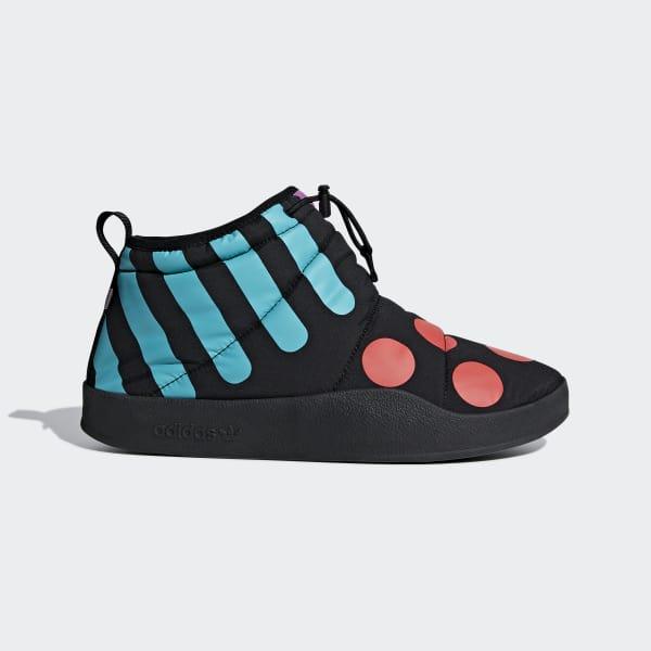 Adilette Prima Schuh schwarz BB8100
