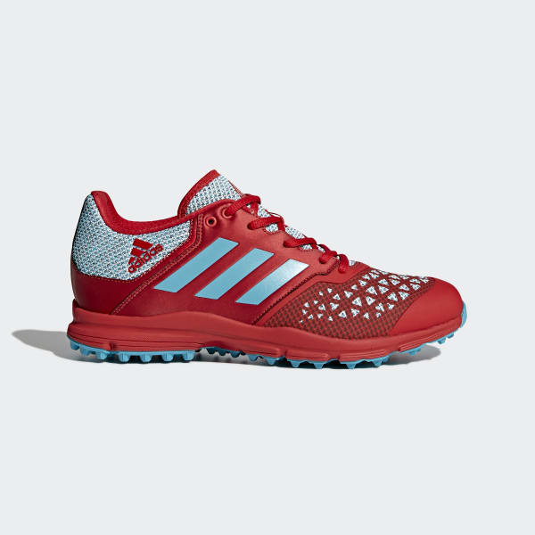 Zone Dox Schuh rot BY2534