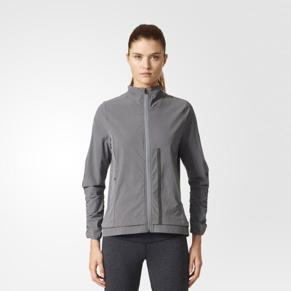 Ultra Energy Jacket Grey AZ2887