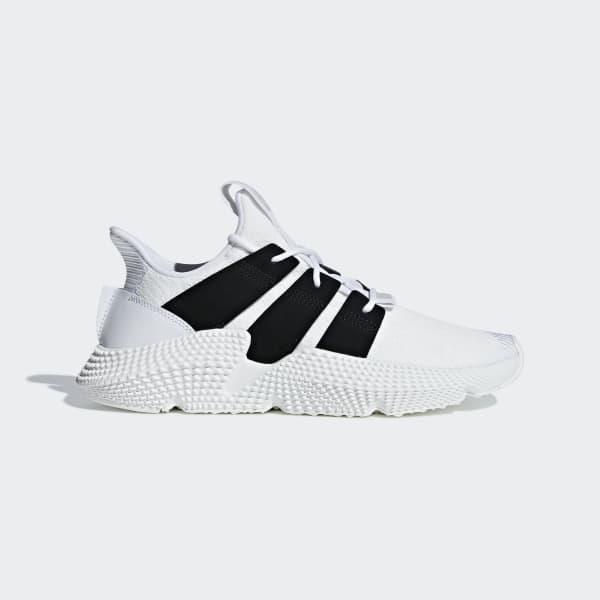 Prophere Shoes White D96727