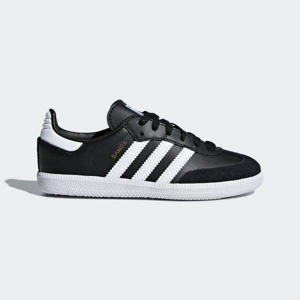 Samba OG Schoenen zwart B42126