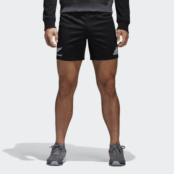 Pantalón corto primera equipación All Blacks Negro AP5667