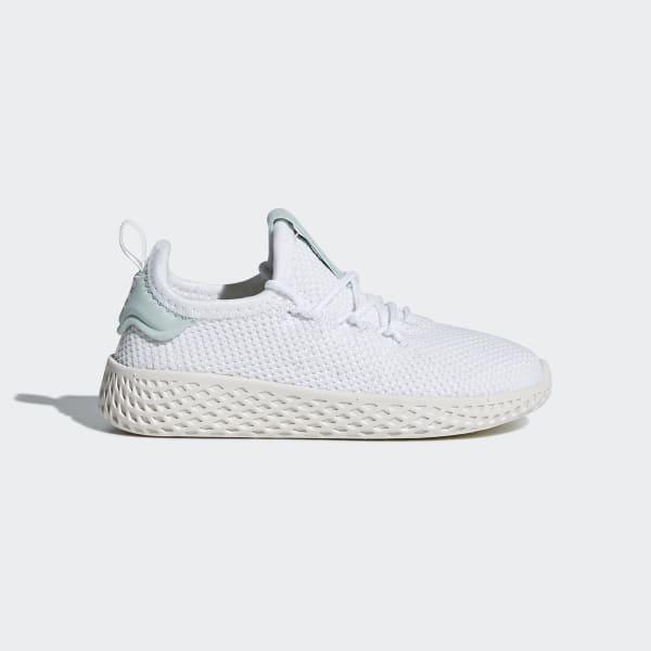 Pharrell Williams Tennis Hu Shoes White BB6831