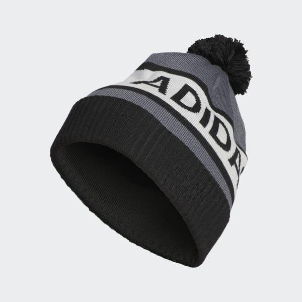 Bommelmütze schwarz DN3322