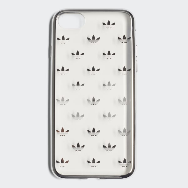 Clear Case iPhone 8 Silver CJ6214