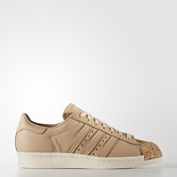 Superstar 80s Schuh beige BA7604
