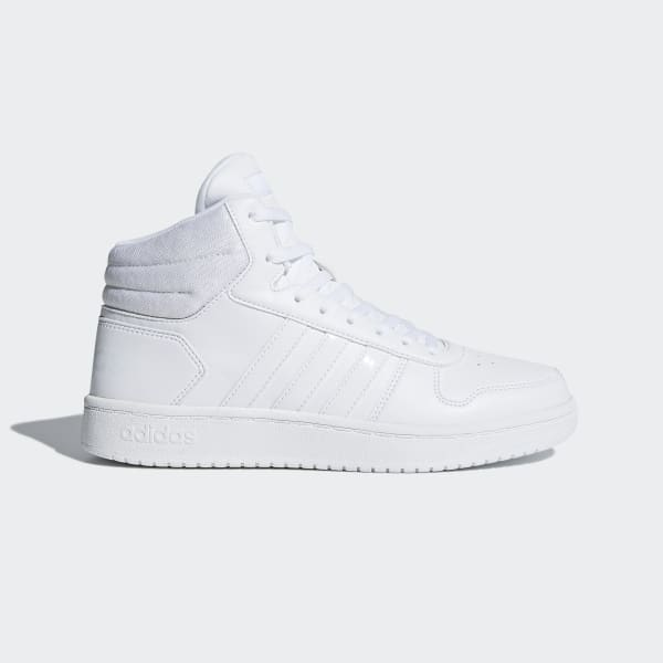 Hoops 2.0 Mid Shoes White DB1227
