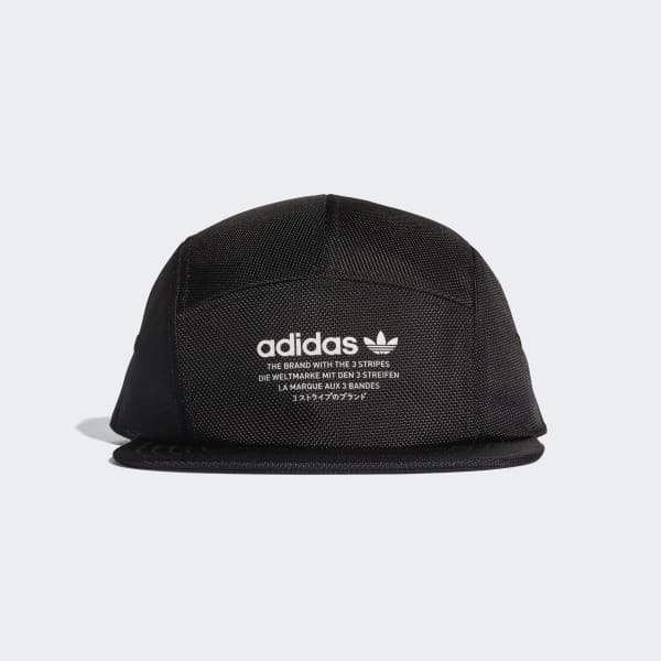 Gorra adidas NMD Running Negro CE5624
