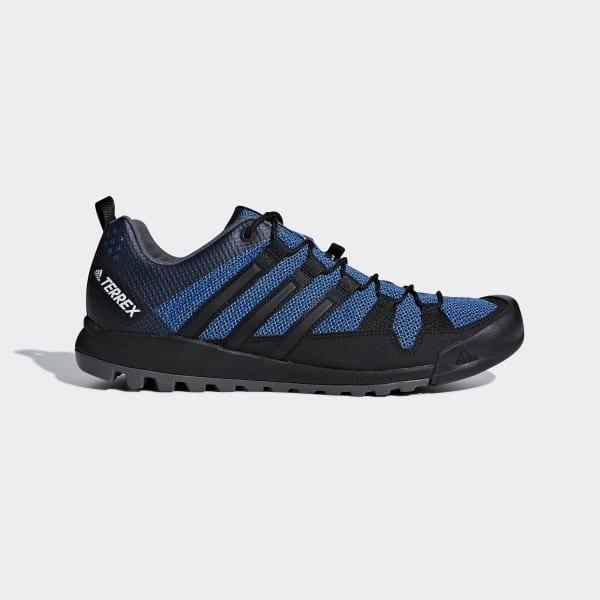 TERREX Solo Schoenen blauw AC7885