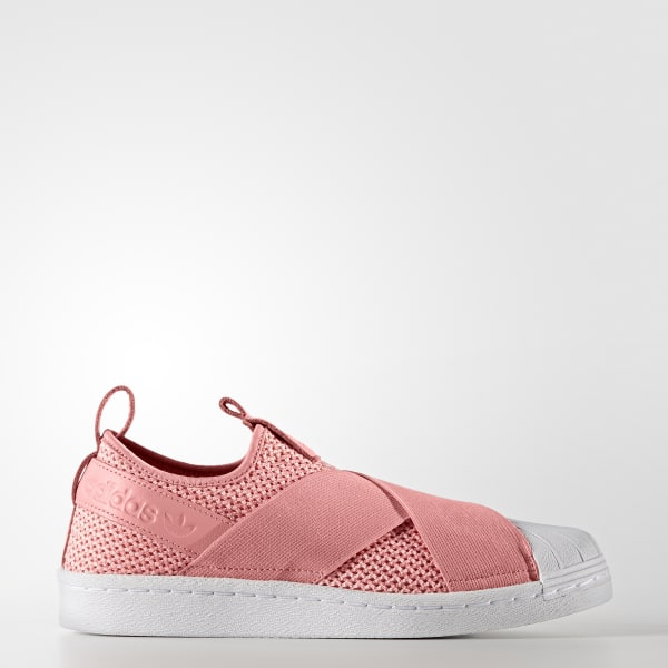 Superstar Slip-on Shoes Pink BY2950