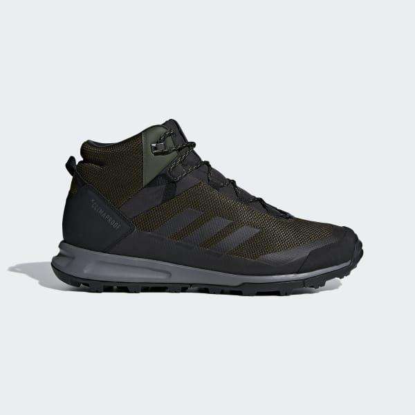 TERREX Tivid Mid ClimaProof Shoes Green AC8042