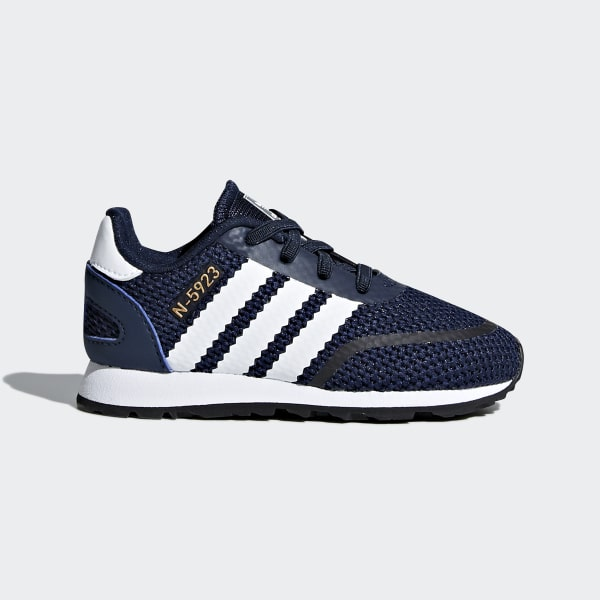 N-5923 Schuh blau AC8549