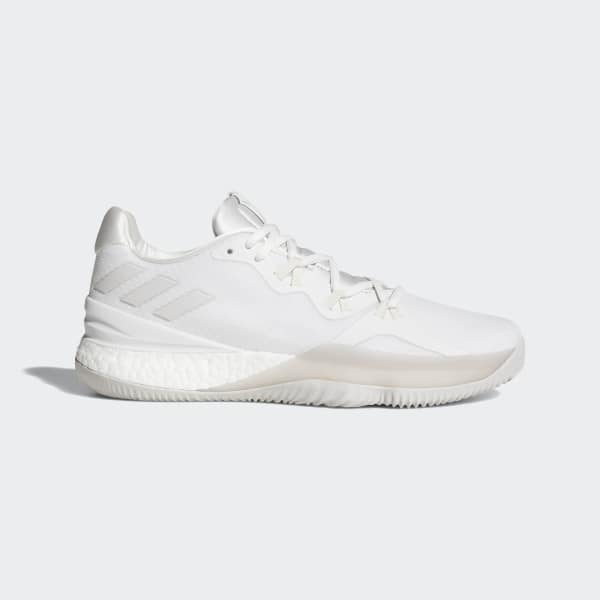 Crazylight Boost 2018 Shoes White DB1072