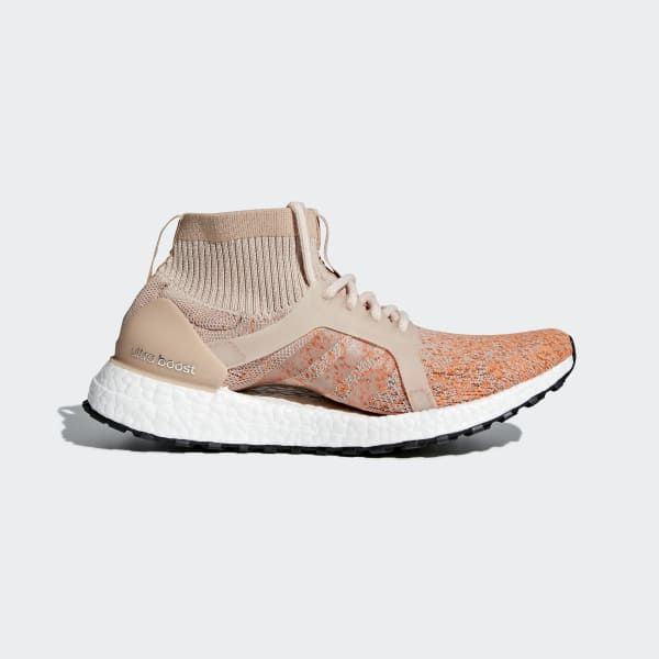 Ultraboost X All Terrain LTD Shoes Pink BY8921