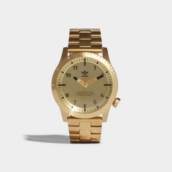 CYPHER_M1 Watch Gold CJ6310