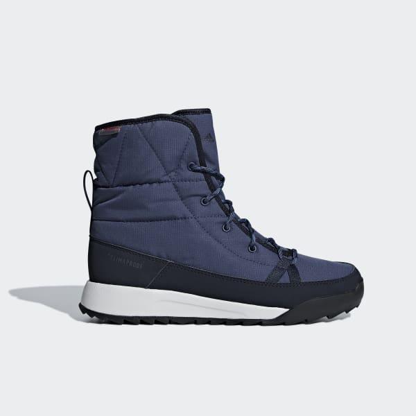 Bota adidas TERREX Choleah Padded ClimaProof Azul AC7847
