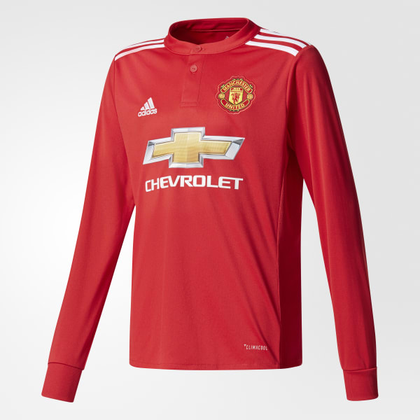 Manchester United Home Jersey Red AZ7583