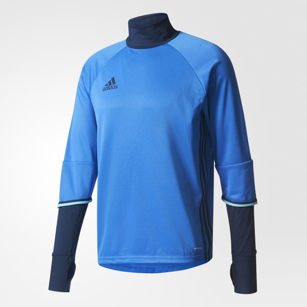 Training Top Condivo16 bleu AB3064