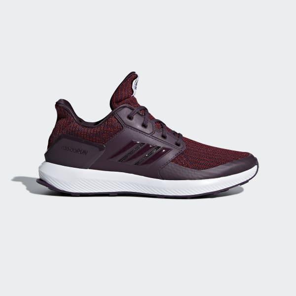 RapidaRun Knit Shoes Red DB0225