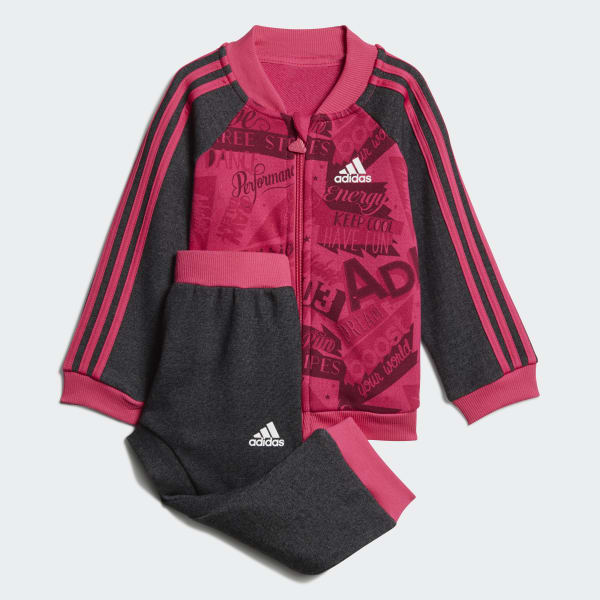 Basketball French terry Jogger Pink DJ1558