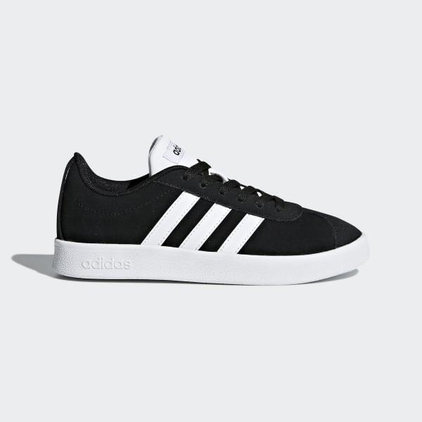 VL Court 2.0 Shoes Black DB1827