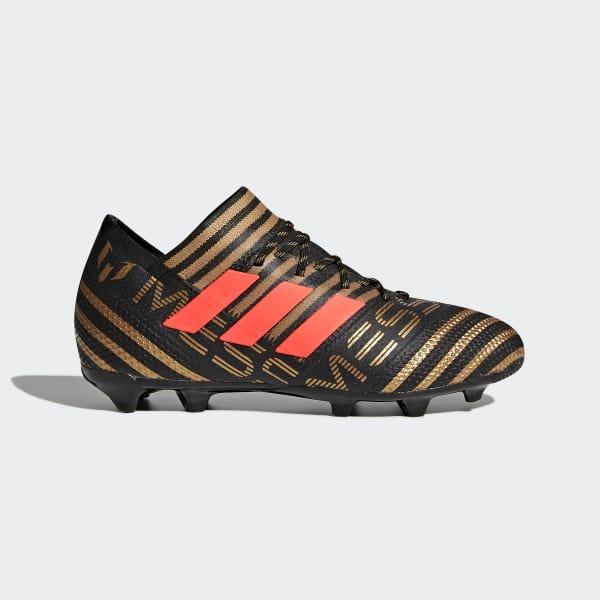 Nemeziz Messi 17.1 Firm Ground Boots Black CP9158