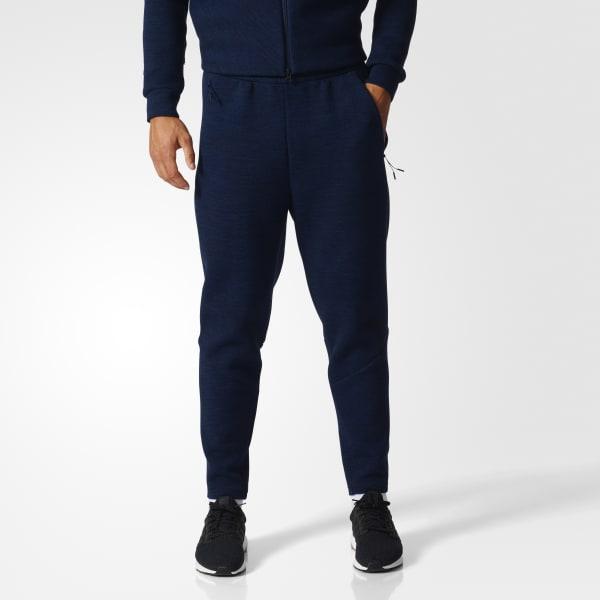 Pantaloni adidas Z.N.E. Travel Blu BJ8978